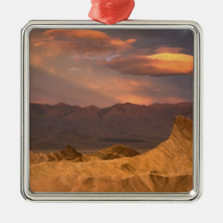 USA, California, Death Valley National Park. 2 Christmas Ornament