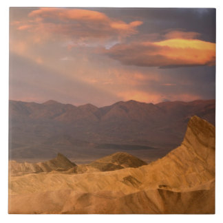 USA, California, Death Valley National Park. 2 Large Square Tile