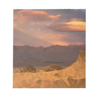 USA, California, Death Valley National Park. 2 Memo Pads