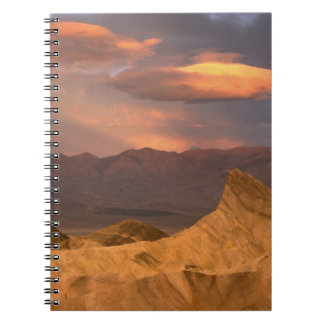 USA, California, Death Valley National Park. 2 Notebook