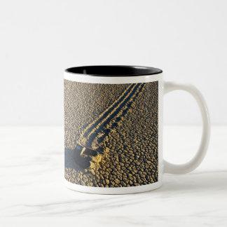 USA, California, Death Valley National Park. 2 Two-Tone Coffee Mug