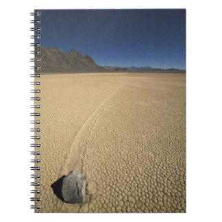USA, California, Death Valley National Park. 3 Notebooks