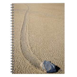 USA, California, Death Valley National Park. Spiral Notebook