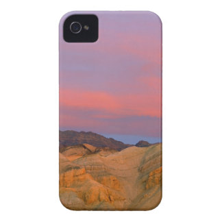 USA, California, Death Valley NP. Sunset offers iPhone 4 Case