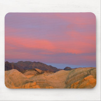 USA, California, Death Valley NP. Sunset offers Mouse Mat