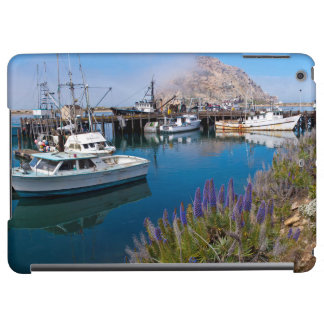 USA, California. Docked Boats At Morro Bay
