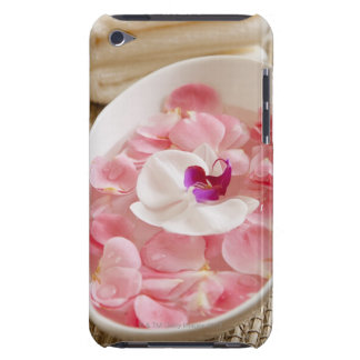 USA, California, Fairfax, Bowl of petals by iPod Touch Cases