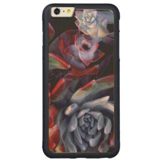 USA, California, Garrapata State Park Carved Maple iPhone 6 Plus Bumper Case