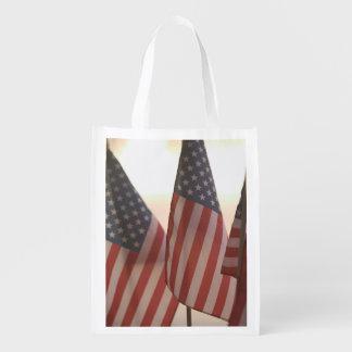 USA, California, Gold Country, Amador City: Reusable Grocery Bag