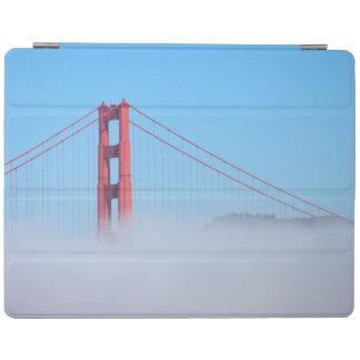 USA, California. Golden Gate Bridge In Morning iPad Cover