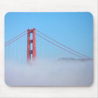 USA, California. Golden Gate Bridge In Morning Mouse Mat