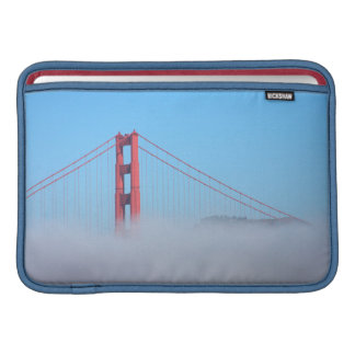 USA, California. Golden Gate Bridge In Morning Sleeve For MacBook Air