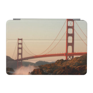 USA, California. Golden Gate Bridge View iPad Mini Cover