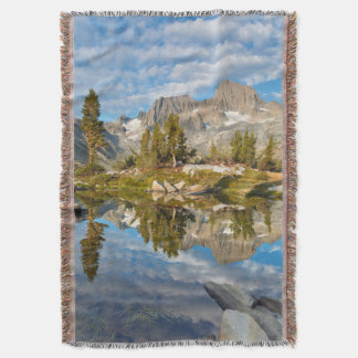USA, California, Inyo National Forest 13 Throw Blanket