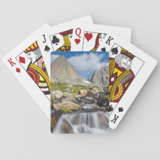 USA, California, Inyo National Forest 14 Playing Cards
