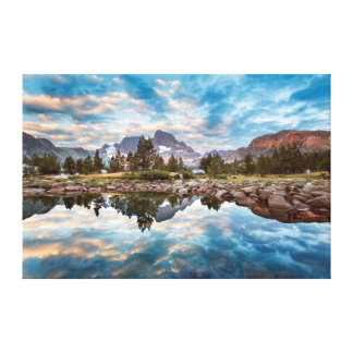 USA, California, Inyo National Forest 15 Gallery Wrap Canvas