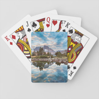 USA, California, Inyo National Forest 15 Playing Cards