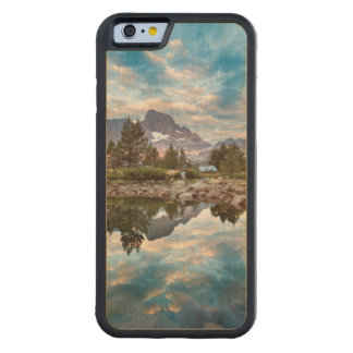 USA, California, Inyo National Forest 15 Carved® Maple iPhone 6 Bumper Case