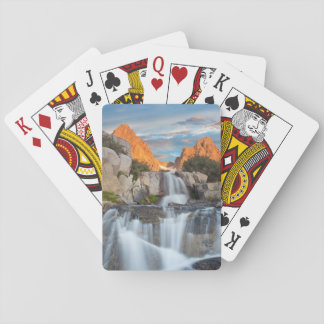 USA, California, Inyo National Forest 2 Playing Cards