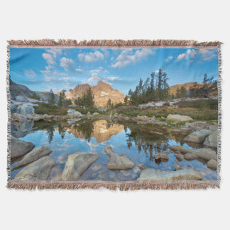 USA, California, Inyo National Forest. 2 Throw Blanket