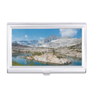 USA, California, Inyo National Forest 3 Business Card Holder