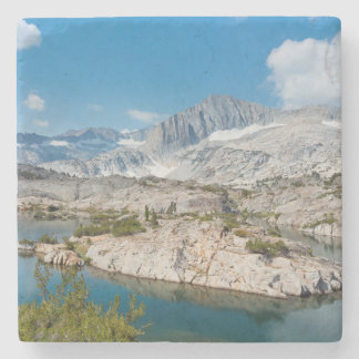 USA, California, Inyo National Forest 3 Stone Coaster