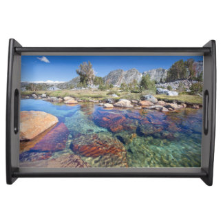 USA, California, Inyo National Forest 4 Serving Tray