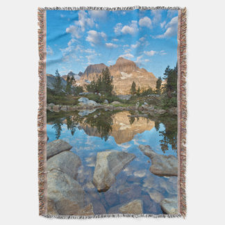 USA, California, Inyo National Forest 5 Throw Blanket