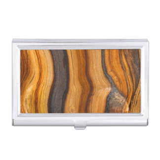 USA, California, Inyo National Forest 7 Business Card Holder
