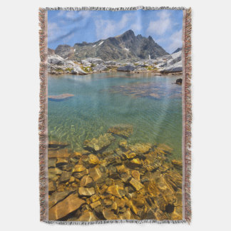 USA, California, Inyo National Forest 8 Throw Blanket