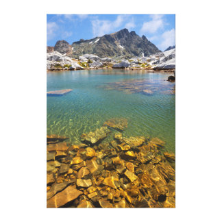 USA, California, Inyo National Forest 9 Gallery Wrapped Canvas
