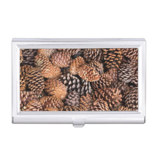 USA, California, Inyo National Forest Business Card Holder