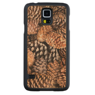 USA, California, Inyo National Forest Carved Maple Galaxy S5 Case