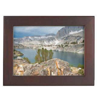 USA, California, Inyo National Forest. Keepsake Box