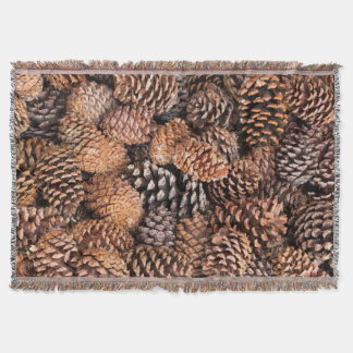 USA, California, Inyo National Forest Throw Blanket