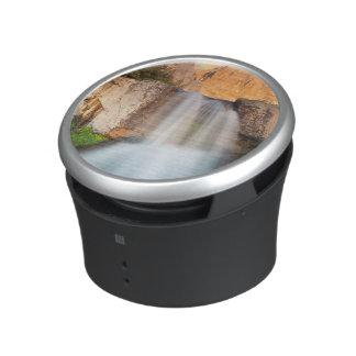 USA, California, Inyo National Forest. Waterfall Bluetooth Speaker