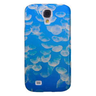 USA, California. Jellyfish In The Monterey Bay Galaxy S4 Case