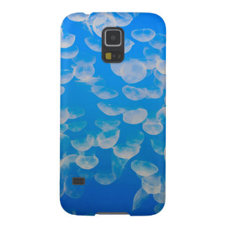 USA, California. Jellyfish In The Monterey Bay Galaxy S5 Covers