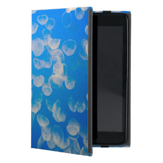 USA, California. Jellyfish In The Monterey Bay iPad Mini Case