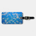 USA, California. Jellyfish In The Monterey Bay Luggage Tag