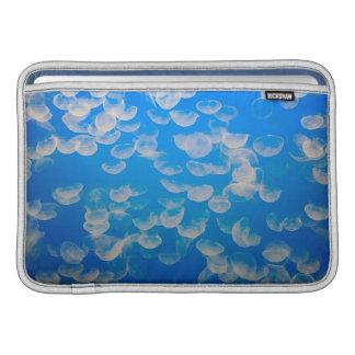 USA, California. Jellyfish In The Monterey Bay MacBook Sleeve