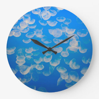 USA, California. Jellyfish In The Monterey Bay Wallclocks