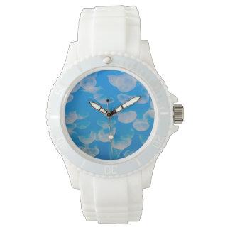 USA, California. Jellyfish In The Monterey Bay Wristwatches