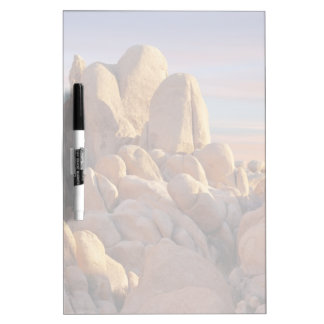 USA, California, Joshua Tree National Park Dry Erase Board