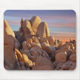 USA, California, Joshua Tree National Park Mouse Mat