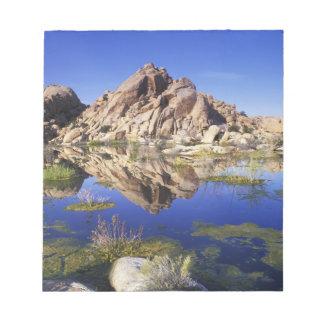 USA, California, Joshua Tree National Park, Notepads