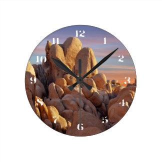 USA, California, Joshua Tree National Park Round Clock