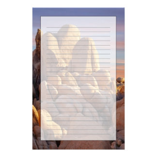 USA, California, Joshua Tree National Park Stationery