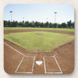 USA, California, Ladera Ranch, baseball diamond Coaster