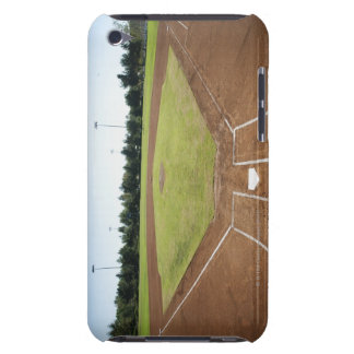 USA, California, Ladera Ranch, baseball diamond iPod Touch Case